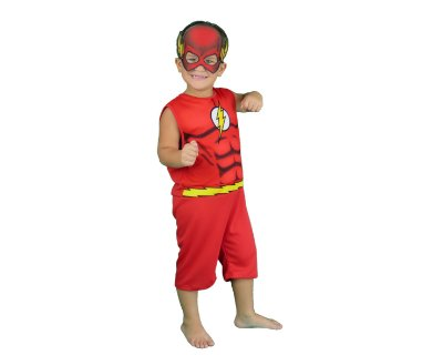 Fantasia Infantil - Flash - M