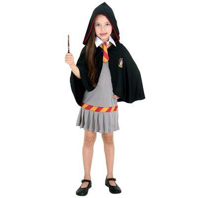 Fantasia Infantil - Hermione - P
