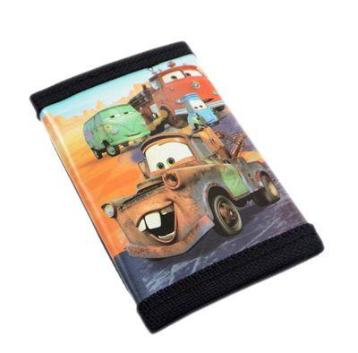 Carteirinha Infantil - Carros Disney
