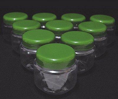 Pote Papinha - Verde Escuro - 10 unidades
