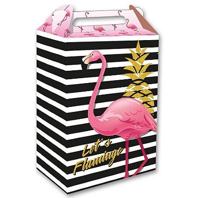 Caixa Surpresa - Flamingo - 08 unidades
