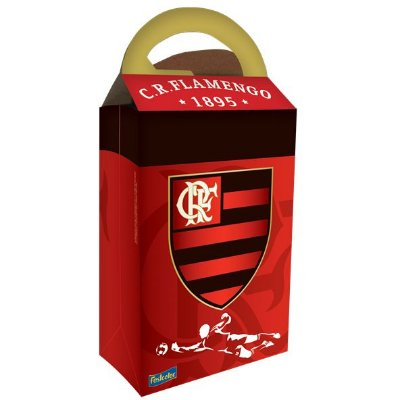Caixa Surpresa - Flamengo - 08 unidades