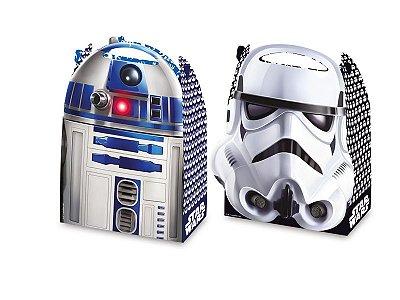 Caixa Surpresa - Star Wars Clássico - 08 unidades