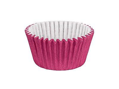 Forminha para Cupcake - Festa Colors Rosa - 45 unidades