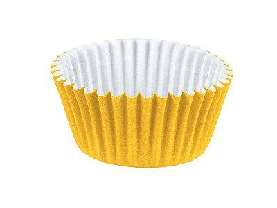 Forminha Nº 6 - Festa Colors Amarela - 100 unidades