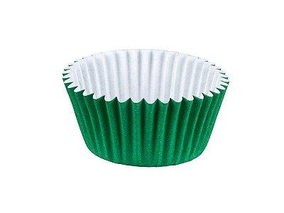 Forminha Nº 6 - Festa Colors Verde Escuro - 100 unidades