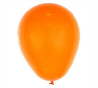 Balão Neon nº9 - Laranja Neon -Art-Latex
