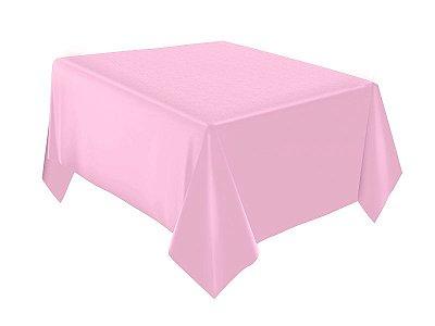 Toalha de Mesa - Festa Colors - Rosa bebê
