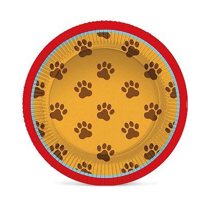 Prato Laminado 6 -  Cachorrinhos
