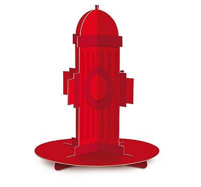 Suporte para doces  hidrante - Cachorrinhos