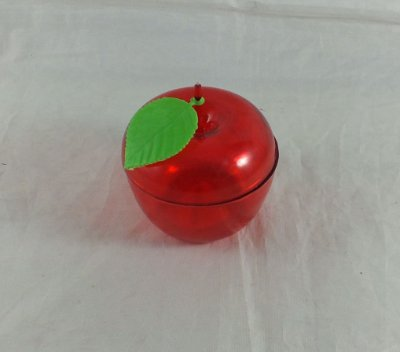 Maçã P Cristal Vermelha - Pacote com 10 unidades