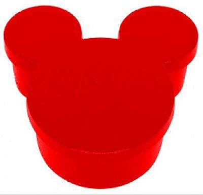 Caixa Mickey - Vermelha - 10 unidades