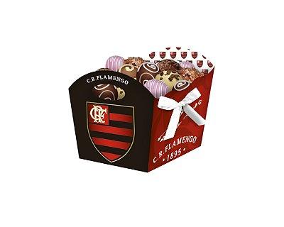 Cachepot  - Flamengo - 08 unidades