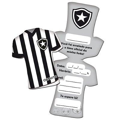 Convite - Botafogo - 08 unidades