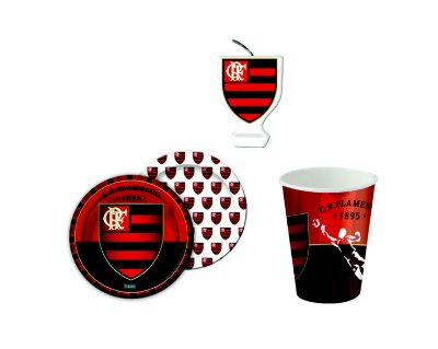 Kit Festa Basic - Flamengo