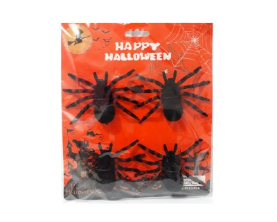 Kit Aranha Halloween 6,5