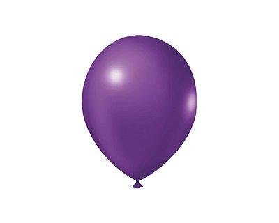 Balão Neon nº9 - Violeta Neon