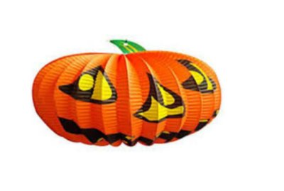 Lanterna Aboborá - Halloween