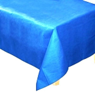 Toalha TNT Tampo - Azul -  2,20 x1,40