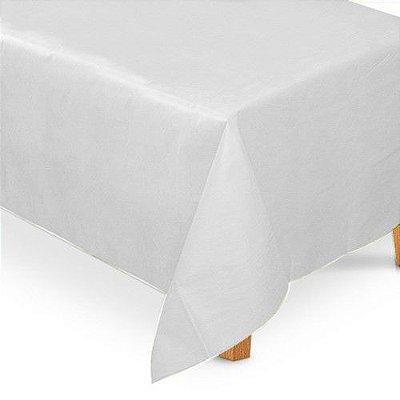Toalha TNT Tampo - Branco -  2,20 x 1,40
