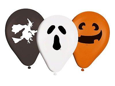 Balão Halloween N°9