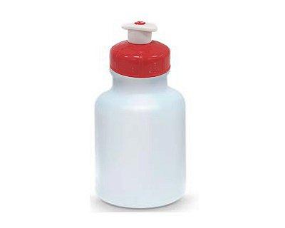 Garrafinha Squeeze tampa Vermelho- 300 ml