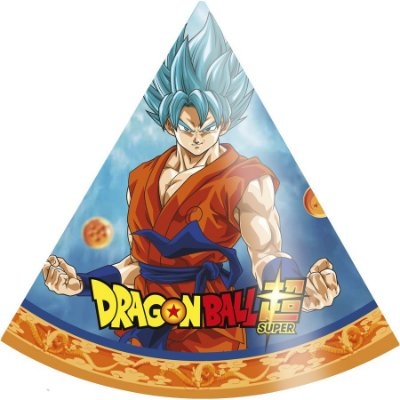 Chapéu de Aniversário - Dragon Ball Z