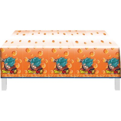 Toalha Plástica - Dragon Ball
