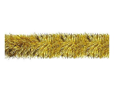 Festão de Natal Metalizado Fino - Dourado