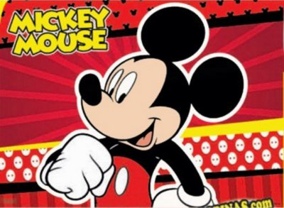 Painel Grande TNT - Mickey