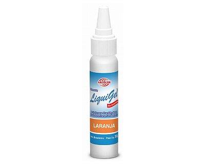 Corante Liquigel -30 g - Laranja