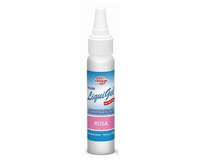 Corante Liquigel -30 g - Rosa