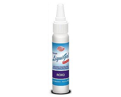 Corante Liquigel - Roxo - 30g