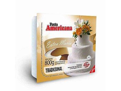 Pasta Americana Tradicional -  800g