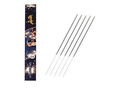 Vela Sparkles com 10 und  - 30 cm