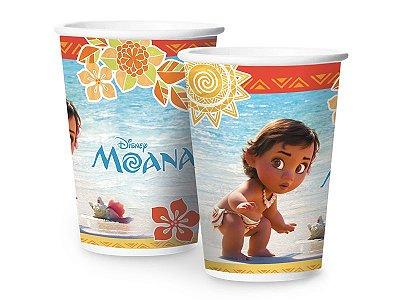 Copo Papel -  Moana Baby 180ml