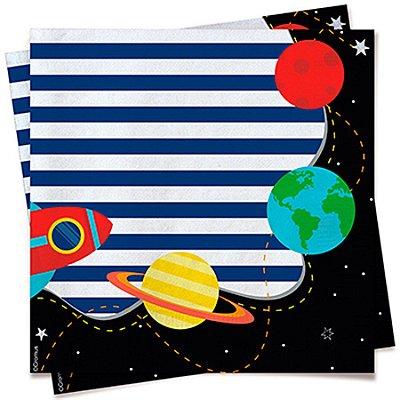 Guardanapo Astronauta - 20 und