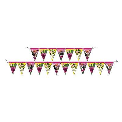 Faixa Decorativa -  Tucano Tropical
