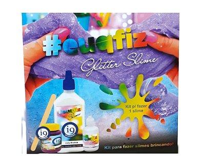 Kit para fazer Slime Glitter 1