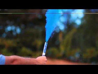 Bastão de Fumaça - Azul