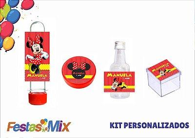 Kit Personalizado Todos Temas  - 40 unidades