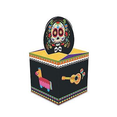 Caixa Lembrança - Festa Mexicana - 08 und