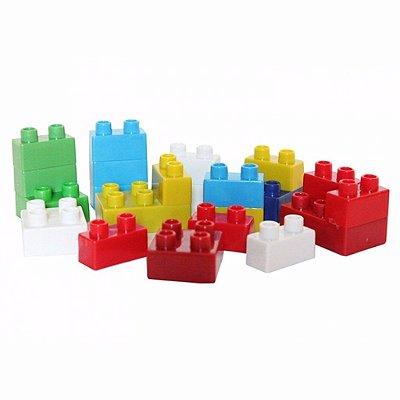 MIni Lego Peças de Montar Pequena - 22 und