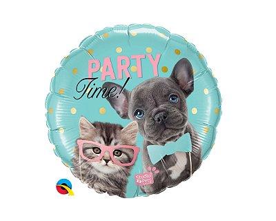 Balão Metalizados - Pets - 18 Polegadas