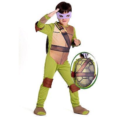 Fantasia Tartarugas Ninjas - Donatello - G