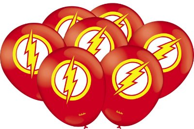 Balão Látex n °9 Polegadas - Festa Flash