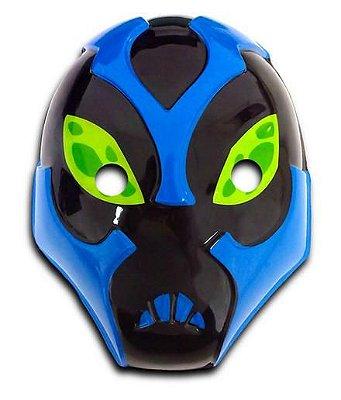 Máscara  Plástica Rosto Inteiro - Friagem Ben 10