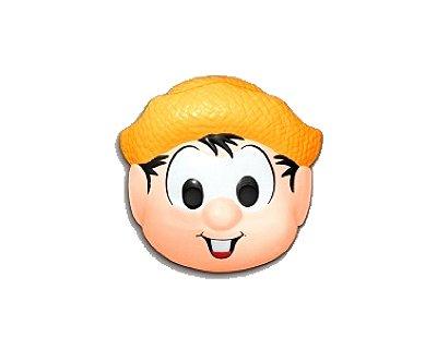 Máscara Plástica - Chico Bento
