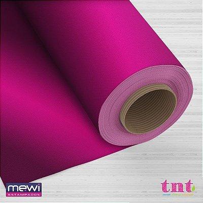 TNT Metalizado Laminado - Pink - 05 Metros