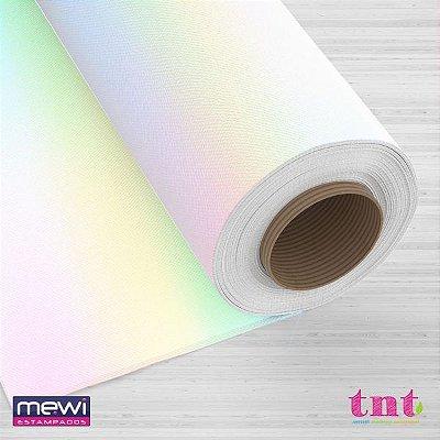 TNT Metalizado Laminado - Irisado - 05 Metros